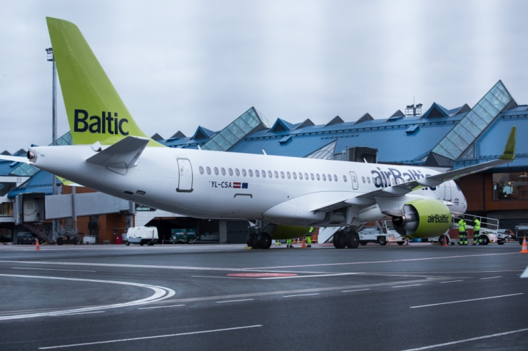Air Baltic: pea pooled Eesti elanikud lendavad vähemalt korra aastas