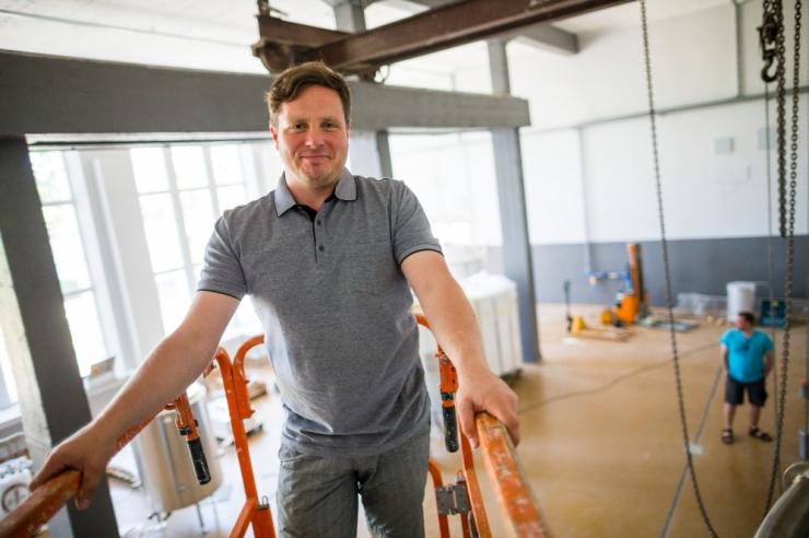 Eesti 200-ga liitus ettevõtja Koit Kelder