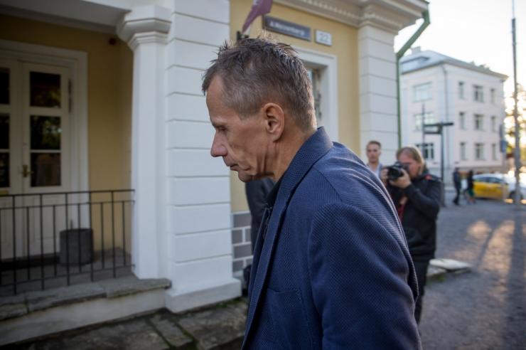 Karilaid: Jürgen Ligi ei võtnud rahapesu ohumärke tõsiselt ja pidas sellealaseid koosolekuid ebavajalikuks