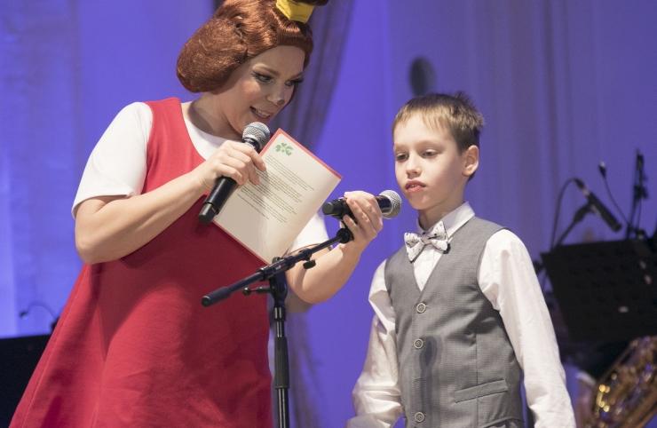 """FOTOD JA VIDEO! Estonias kõlas laste- ja noortelaulude kontsert """"Trikatrei"""""""