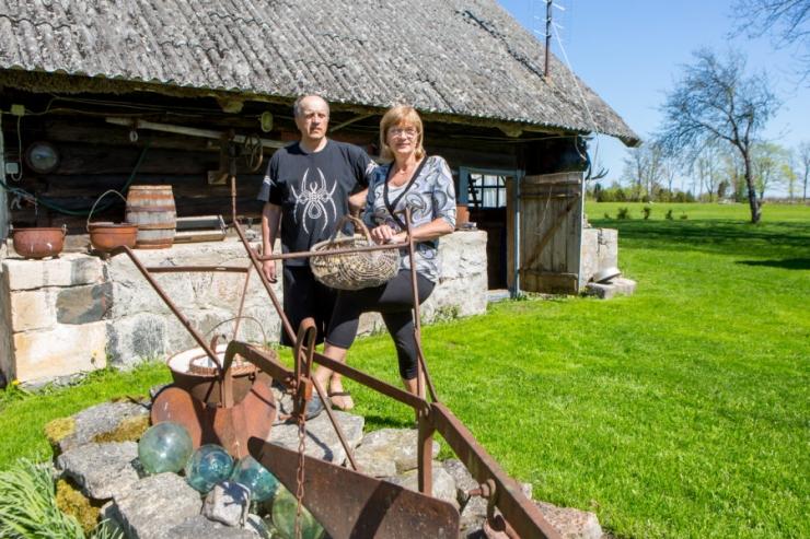 Külaliikumine ootab külade pajatusi - romantikast õudusjuttudeni