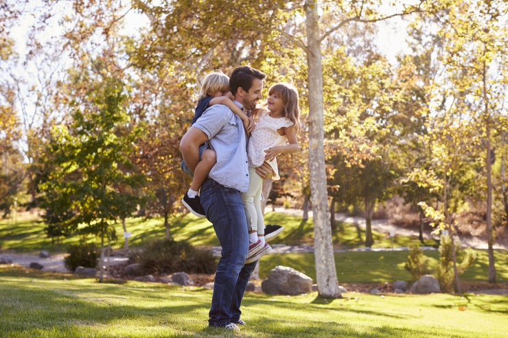 Lasterikka isa soovitused lõbusaks koolivaheaja reisiks