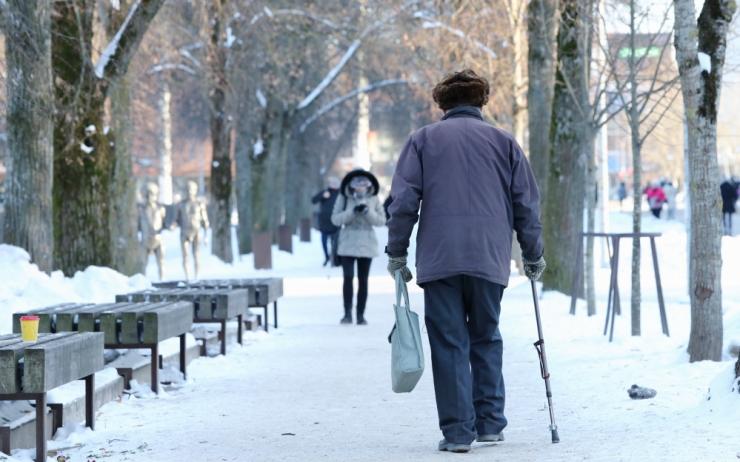 Meedikud: jõulude ajal suureneb eakate abivajajate arv