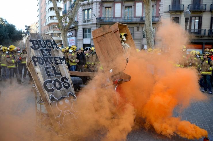 USA hoiatas kõrgenenud terrorirünnaku ohu eest Barcelonas