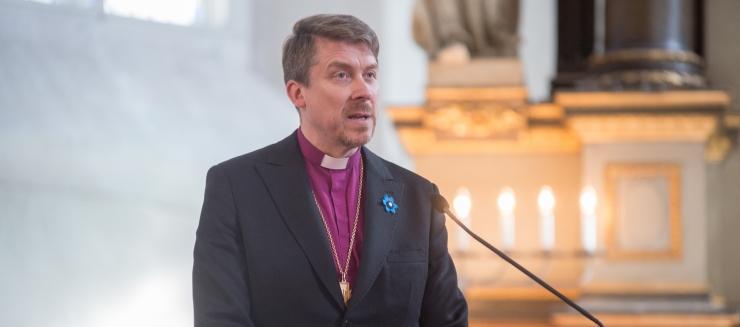 Peapiiskop Viilma jõuluõhtu jutluses: pere peab hoidma ühte – pere kui rahvas, ristirahvas, Eesti rahvas