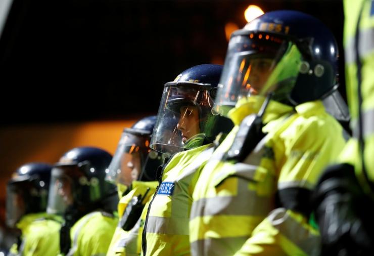 Briti politseiülem: leppeta Brexit ohustaks ka julgeolekut