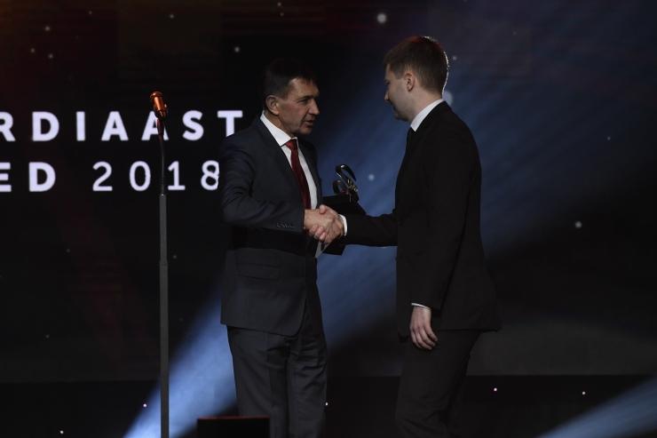 Rahvusvahelise Olümpiakomitee auhinna pälvis oma töö eest Eesti Spordi- ja Olümpiamuuseum