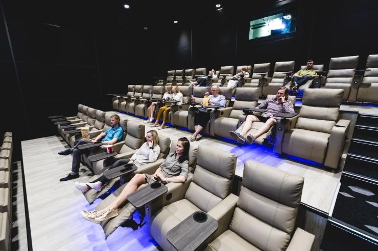 Forum Cinemas Baltikumi juht: kinoturu peamine trend saab olema mugavuse kasv
