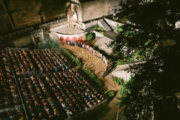 Tallinna Linnateatrit külastas tänavu ligi 75 000 vaatajat