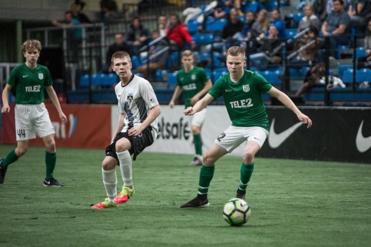Tallinna TV näitab nädalavahetusel jalgpalli Aastalõputurniiri Premium liiga mänge