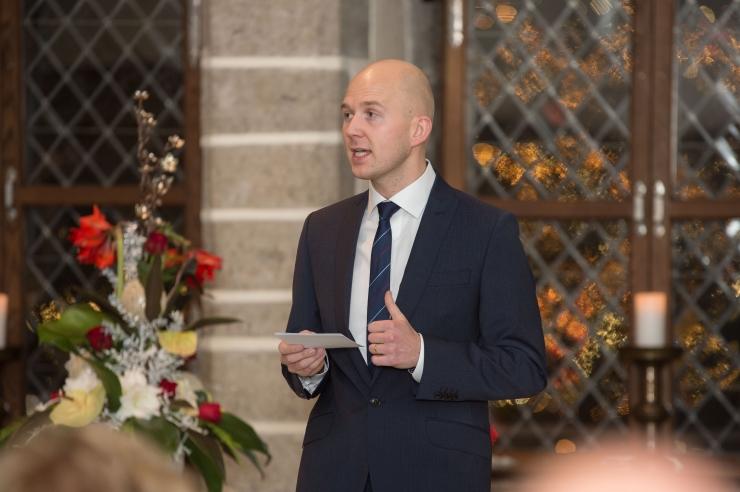 Tõnis Mölder: järgmisel aastal tõusevad erivajadustega inimeste toetuse määrad