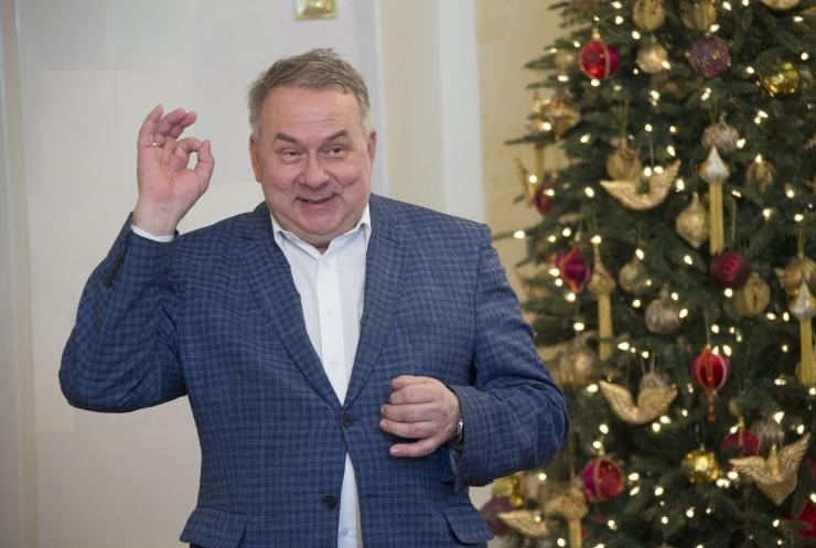Aivar Riisalu: aasta 2018 on Tallinnale olnud edukas