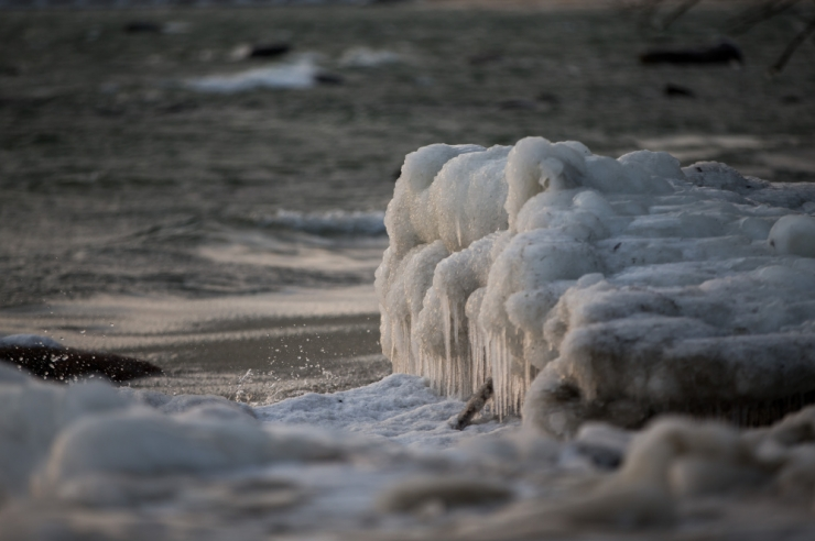 Tormituul toob Läänemerele kuni 7,5-meetrised lained