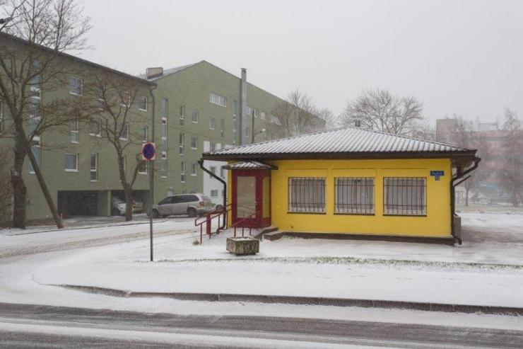 Põhja-Tallinna valitsus otsib Koplis asuvale kohvikuks või poeks sobivale äripinnale üürnikku