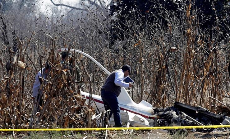 Lennuõnnetustes hukkunute arv kasvas eelmisel aastal