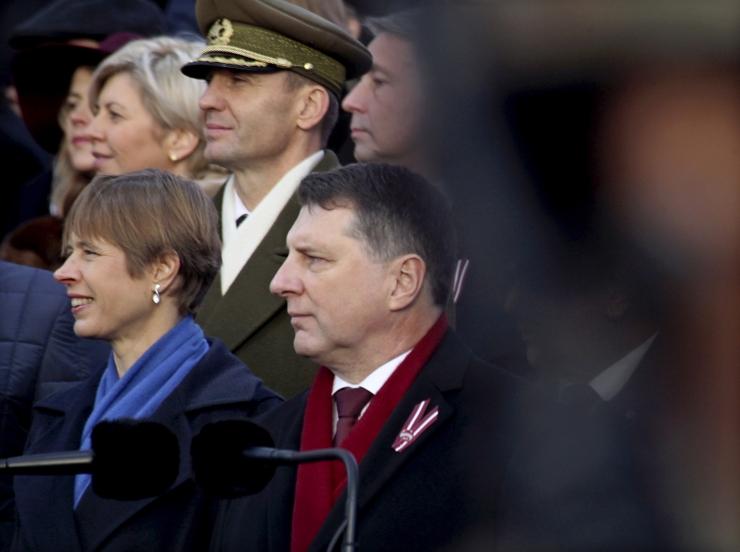 Presidendi tegus aasta läks maksma üle 400000 euro