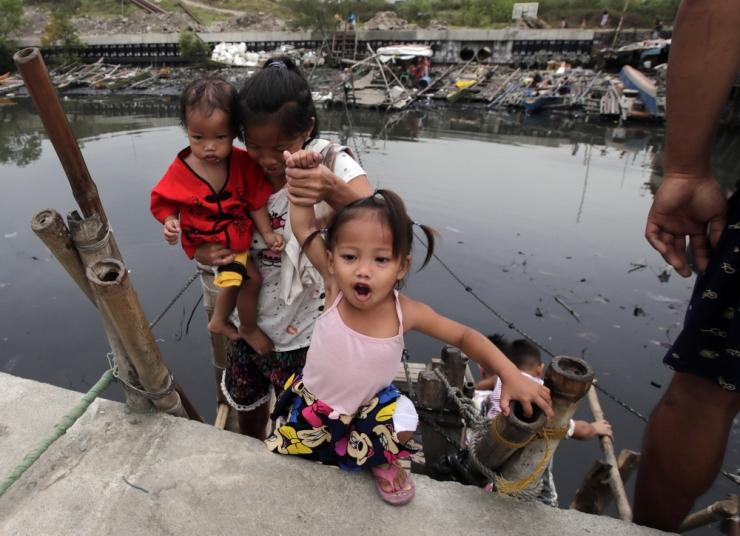 Filipiinide tormi ohvrite arv kasvas 126-ni