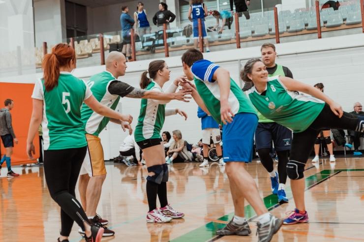 Müüki tuleb piiratud kogus Eesti–Läti võrkpallikohtumise lisapileteid