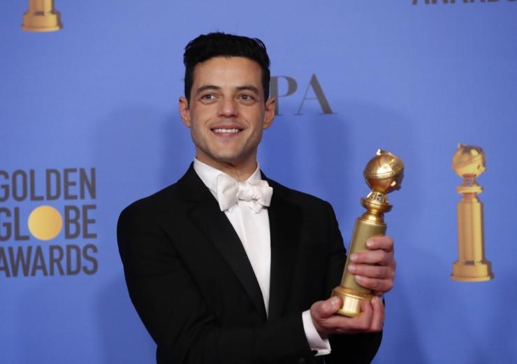 """Parima filmi Kuldgloobuse võitis """"Bohemian Rhapsody"""""""
