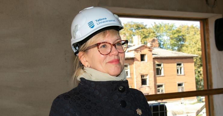 Pelguranna tugikodu saab pooleteise miljoni euro eest soojad seinad ja rohkem tegutsemisruumi