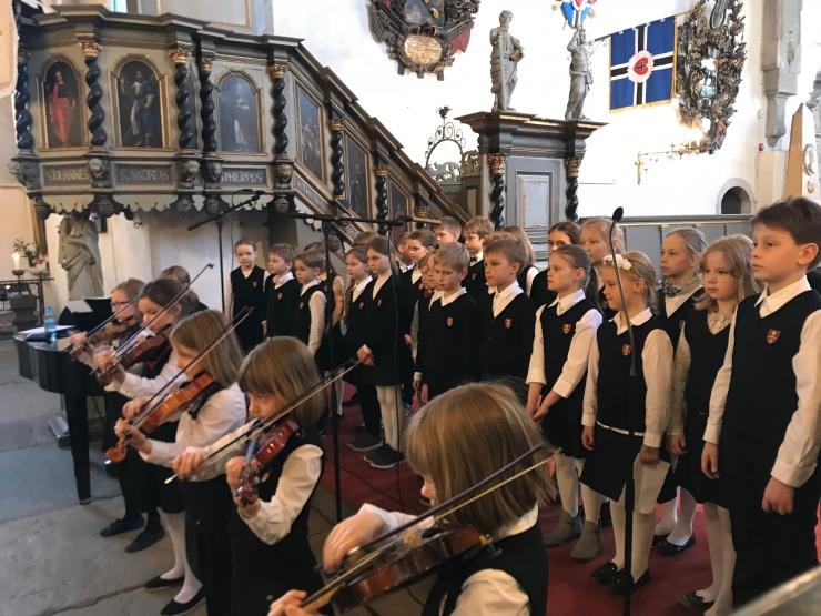 Eesti vanim kool saab 700-aastaseks
