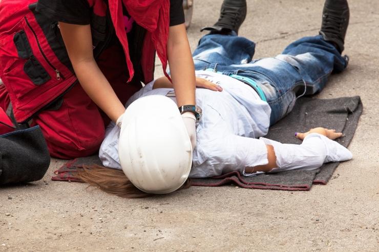 Maripuu enam kui 5000 tööõnnetusest: firmade töökeskkond paraneb vaid sentimeetrite haaval