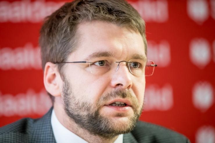 Ossinovski: maksuvaba tulu peaks kasvama koos alampalgaga