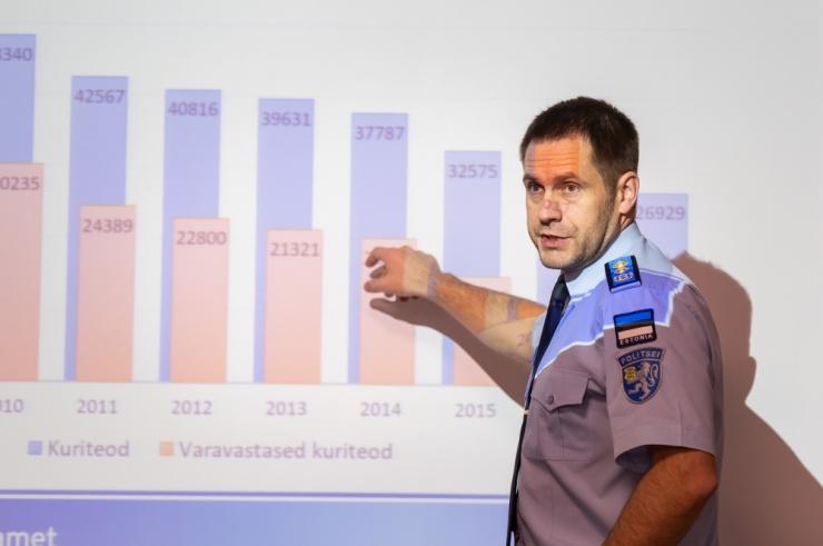 Ebaseaduslikult rändelt tabatute arv on kahe aastaga kahekordistunud