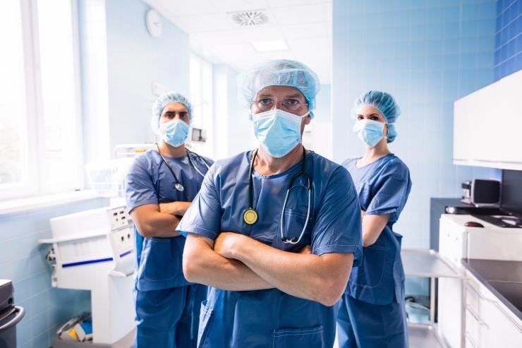 Aasta arsti tiitli pälvis kirurg Jüri Teras