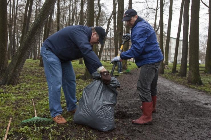 Tallinlased saavad pakkuda ideid Kase pargi kaasajastamiseks