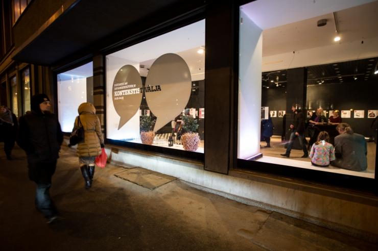 Disaini- ja Arhitektuurigaleriis näeb näitust liginullenergia teemal
