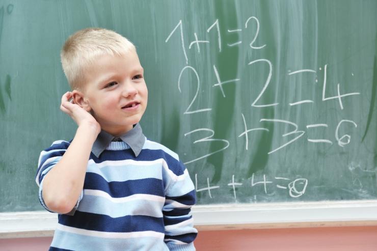 Osades koolides algab juba õpilaste vastuvõtt