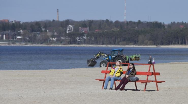 Pirita rannaparki ootab ees hoolduskuur