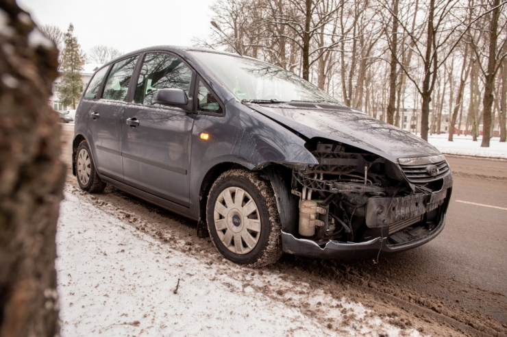 Neljas liiklusõnnetuses sai viga kaheksa inimest