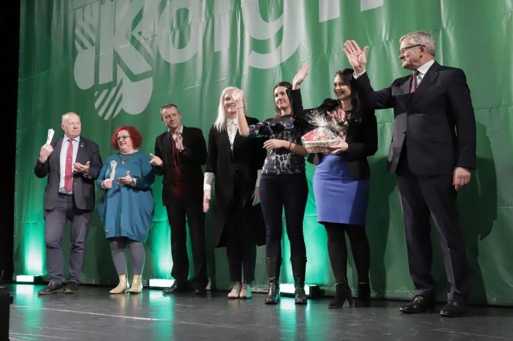 Keskerakond kinnitas Riigikogu valimiste üldnimekirja