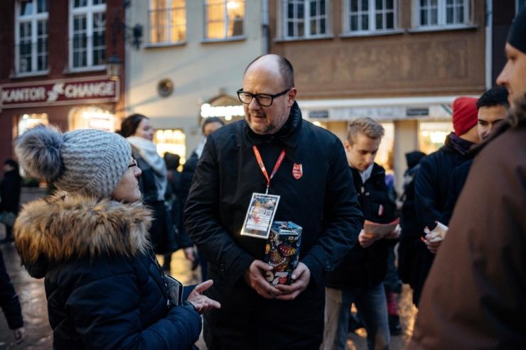 Gdański linnapea on pussitamise järel raskes seisundis haiglas
