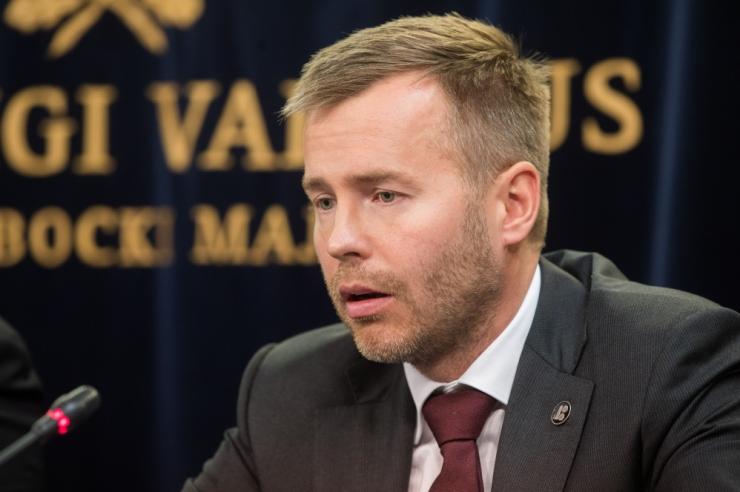 Tammist: Eesti majandusolukord on hea, kuid hoiame tähelepanu tulevikul