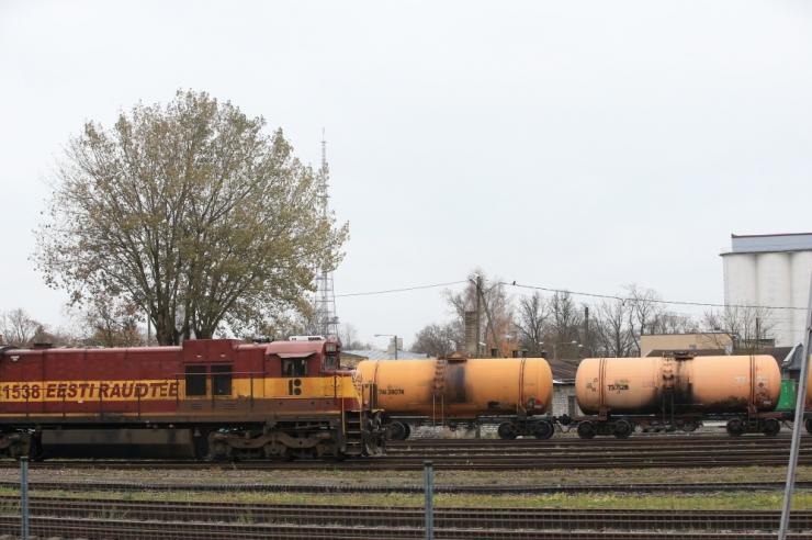 Eesti Raudtee kaubaveomaht kasvas mullu üle 9 protsendi