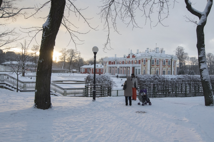 Rahvusraamatukogus avatakse näitus Kadrioru pargi varasest ajaloost