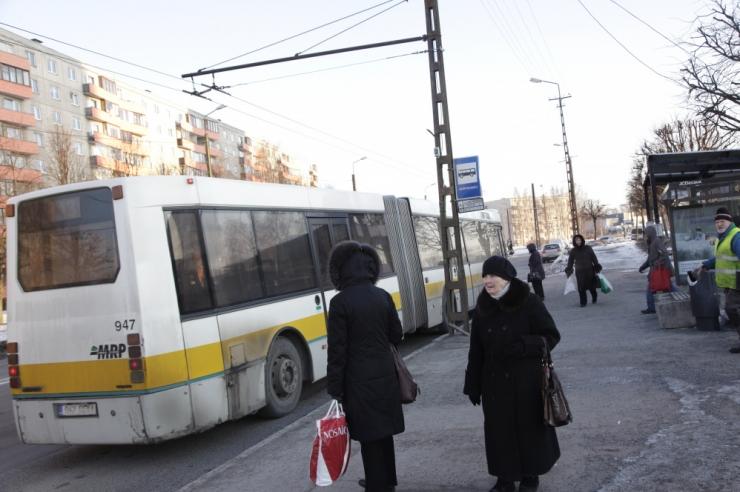 Linn võtab üle pankrotti läinud bussifirma töö