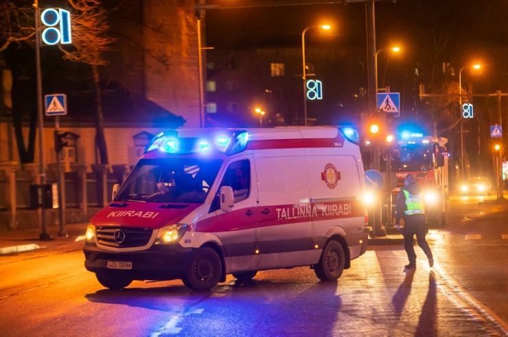 Päevaga said liikluses vigastada kaks inimest