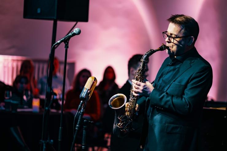 Soome džässmuusika saadik avas TAFF Clubi uue poolaasta