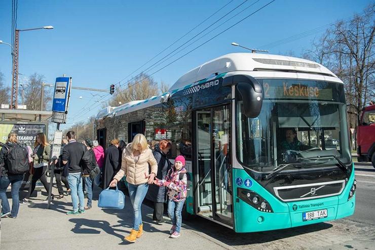 Linn võtab veebruaris üle pankrotis bussifirma töö