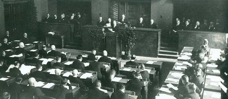Ümbrikus valimissedelitele kirjutati õpetusi riigimeestele