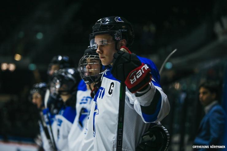 Eesti jäähokimeeskond võitis turniiri viis mängu