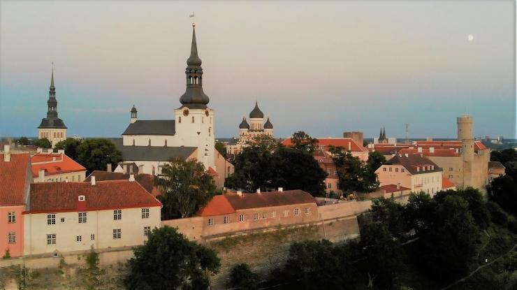 Linnaarhiiv esitleb aastaraamatu Vana Tallinn värsket numbrit
