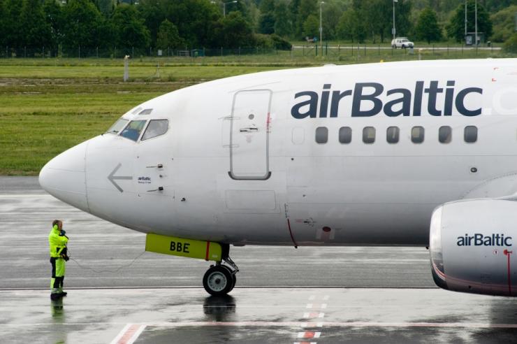 Lennujaama juht: Air Balticust saab Nordica asemel ilmselt number üks