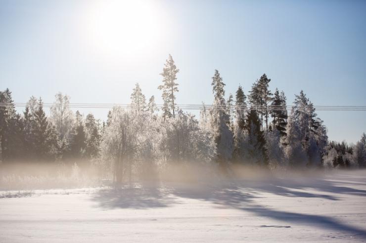 Ilm läheb taas külmemaks: temperatuur langeb -25 kraadini