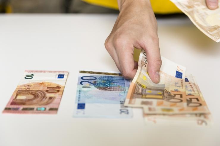 Möödunud aasta teises pooles avastati Eestis 248 võltsitud pangatähte