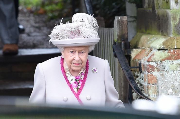 Kuninganna ärgitas britte ühisosa otsima